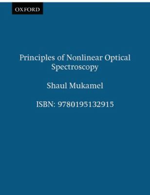 Principles of Nonlinear Optical Spectroscopy