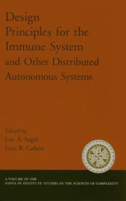 Design Principles for the Immune System and Other Distributed Autonomous System