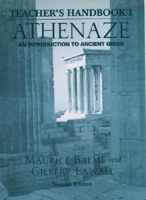 Teacher's Handbook for Athenaze Bk. 1 : An Introduction to Ancient Greek