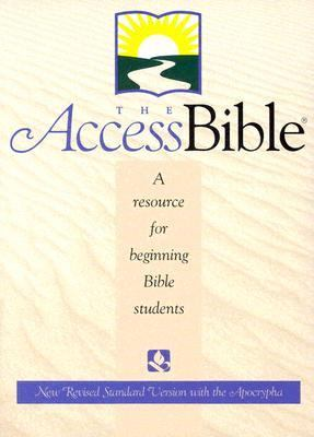 Access Bible New Revised Standard Version With the Apocryphal/Deuterocanonical Books