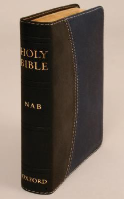 New American Bible Black/blue, Pacific Duvelle