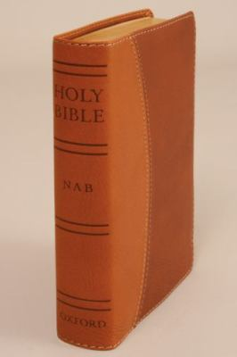 New American Bible Brown/tan, Pacific Duvelle