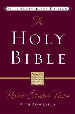 Holy Bible Revised Standard Version With Apocrypha