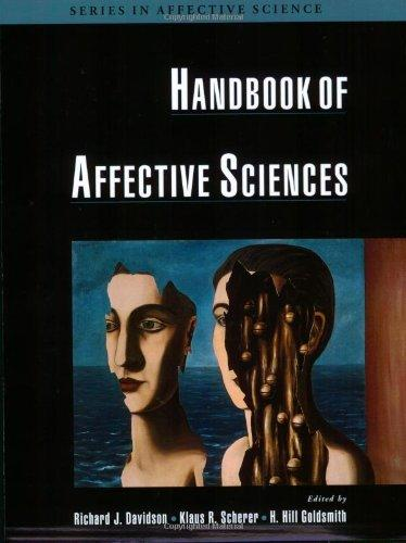Handbook of Affective Sciences (Series in Affective Science)