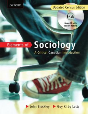Elements of Sociology: A Critical Canadian Intro