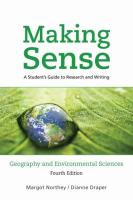 Making Sense: Geography and Environmental..