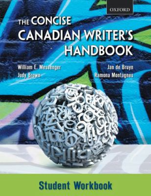 The Concise Canadian Writer's Handbook: Student Workbook