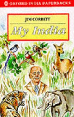 My India - Jim Corbett - Paperback