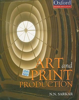 Art and Print Production (Oxford Higher Education)