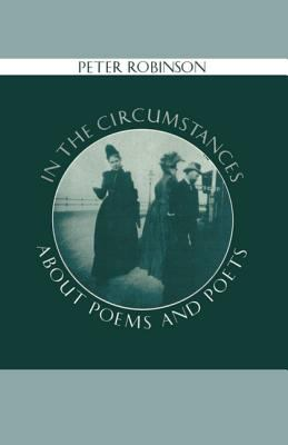 In the Circumstances About Poems and Poets