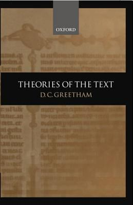 Theories of the Text