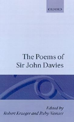 Poems of Sir John Davies
