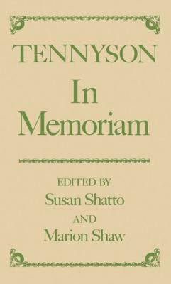 Tennyson in Memoriam | Rent 9780198127475 | 0198127472