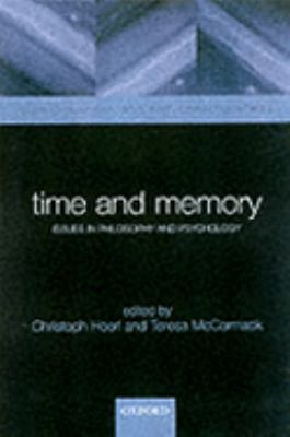Time and Memory Issues in Philosophy and Psychology