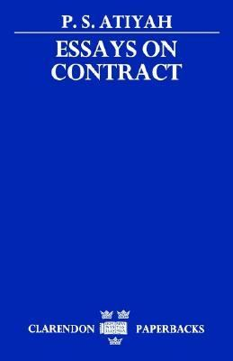 Essays on Contract