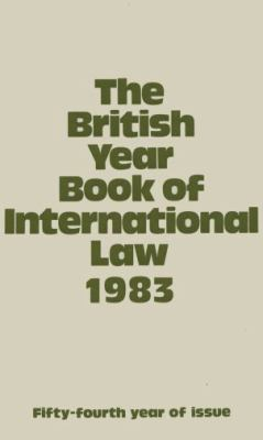 British Year Book of International Law, 1983