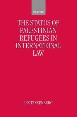 Status of Palestinian Refugees in International Law