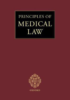 Principles of Medical Law 2nd Cumulative Supplement