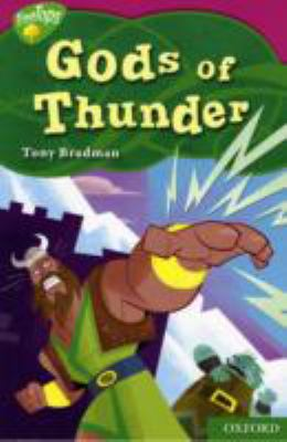 Oxford Reading Tree: Stage 10: TreeTops Myths and Legends: Gods of Thunder (Myths Legends)