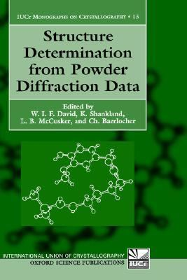 Structure Determination from Powder Diffraction Data
