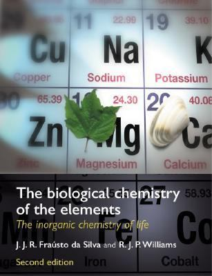 Biological Chemistry of the Elements The Inorganic Chemistry of Life