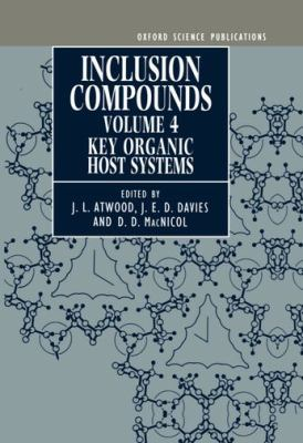 Inclusion Compounds: Key Organic Host Systems, Vol. 4