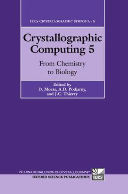 Crystallographic Computing: From Chemistry to Biology