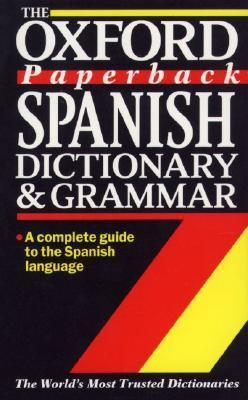 Oxford Paperback Spanish Dictionary...