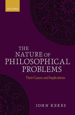 Nature of Philosophical Problems : Their Causes and Implications