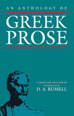 Anthology of Greek Prose