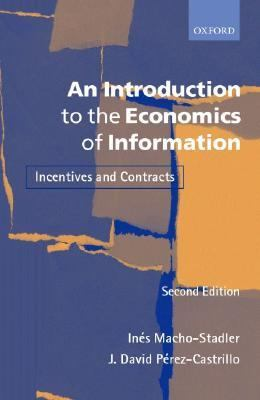 Introduction to the Economics of Info.