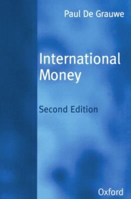 International Money Postwar Trends and Theories
