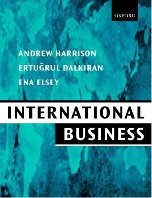 International Business Global Competition from a European Perspective