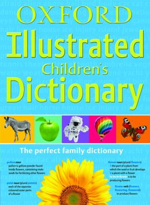 Oxford Illustrated Children's Dictionary Flexi 2010