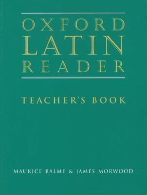 Oxford Latin Reader Teacher's Book