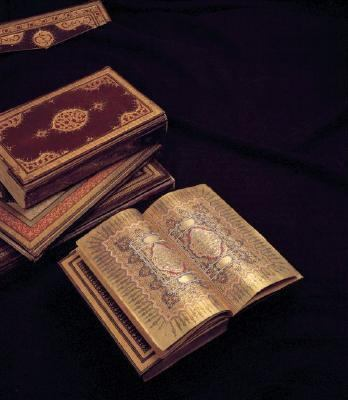 Golden Pages Qur'Ans and Other Manuscripts from the Collection of Ghassan I. Shaker