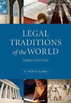 Legal Traditions of the World: Sustainable Diversity in Law