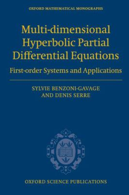 Multi-dimensional Hyperbolic Partial Differential Equations First-order Systems and Applications