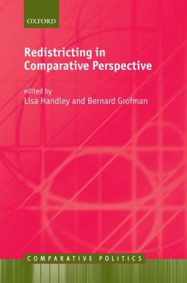 Redistricting in Comparative Perspective