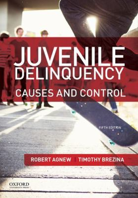 Juvenile Delinquency : Causes and Control