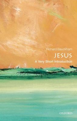 Jesus: A Very Short Introduction (Very Short Introductions)