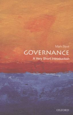 Governance - A Very Short Introduction