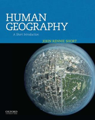 Human Geography : A Short Introduction