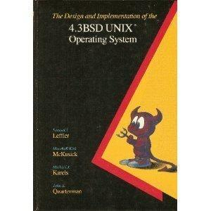The Design and Implementation of the 4.3 BSD UNIX Operating System