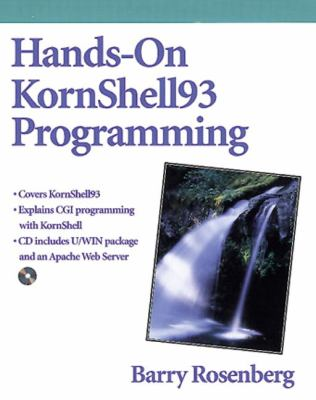 Hands-On Kornshell 93 Programming