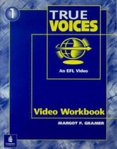 True Voices: An EFL Video, Video Workbook 1 (True Colors Series)