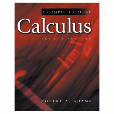 Calculus: Complete Course