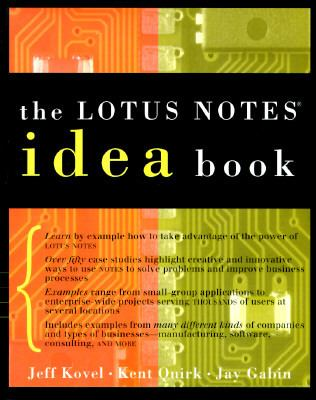 Lotus Notes Idea Book