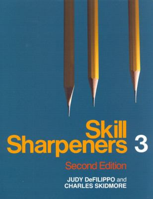 Skill Sharpeners/No 3
