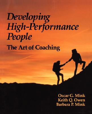 Developing High Performance People The Art of Coaching
